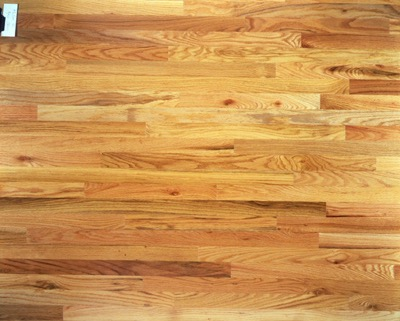 Oak Flooring Image