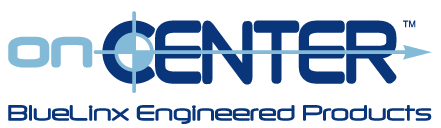 onCENTER BlueLynx Logo