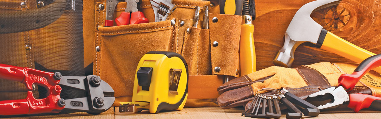 Tools and Accessories Header Image
